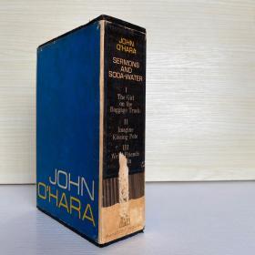 John O'Hara -Sermons and Soda-Water   3卷全,有书匣