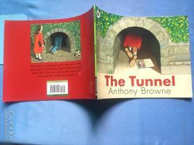The Tunnel 安东尼布朗绘本:隧道