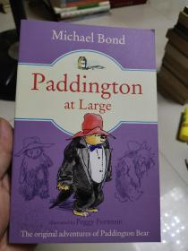 Paddington at Large 自由自在的小熊帕丁顿(小说版)