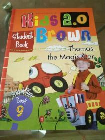 kids Brown2.0 Level2 布朗儿童英语(练习册9)未使用