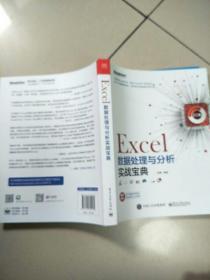 Excel数据处理与分析实战宝典    原版内页干净