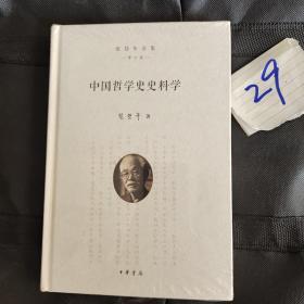 中国哲学史史料学 (精)