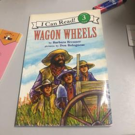 Wagon Wheels (I Can Read, Level 3)车轮