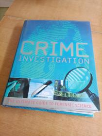 CRIME INVESTIGATION  犯罪调查  ,