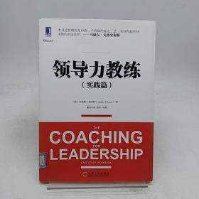 领导力教练(实践篇)