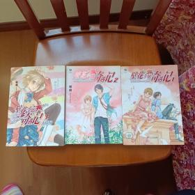 壁花小姐奇遇记(全3册)