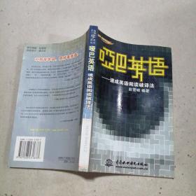 哑巴英语:速成英语阅读破译法