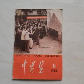 中学生(1966年第6期)