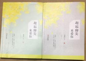 踮起脚尖来爱你(上下)附:书签+海报+卡片