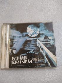 埃米纳姆,my name is,我的名字, CD