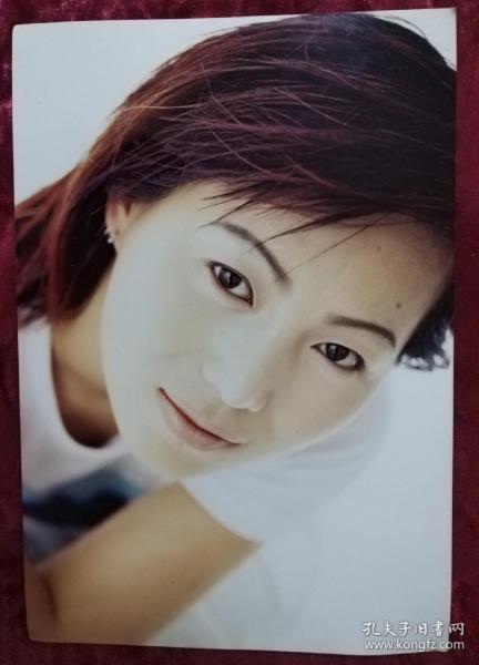 著名女演员 老照片(大尺寸18.8*12.8cm)