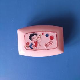 80年代,肥皂盒,