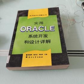 实用ORACLE系统开发和设计详解