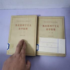 马克思列宁主义美学原理(上下册)