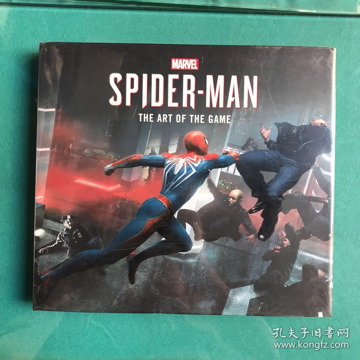 Marvel's Spider-Man: The Art of the Game (塑封全新)