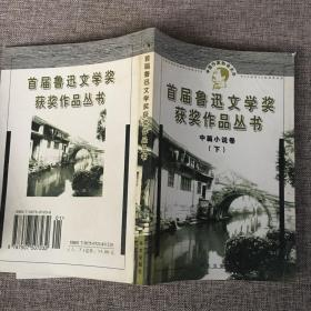 首届鲁迅文学奖获奖作品丛书:中篇小说(下)