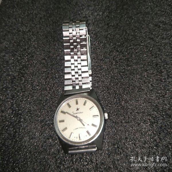 精品老手表:上海宝石花,正常走