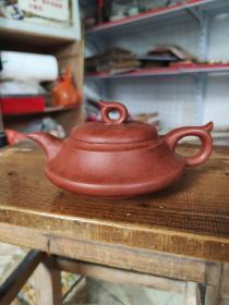紫砂壶一把  工艺特别