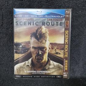 观光路线 DVD9  蓝光盘 碟片未拆封 外国电影 (个人收藏品) 内封套封附件全