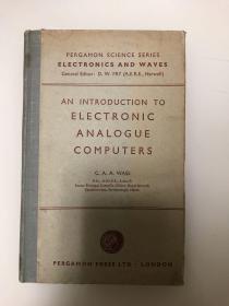 电子模拟计算机导论(英文原版)