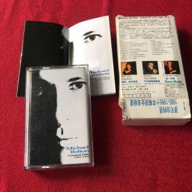 磁带:麦可伯特恩 1985-1995十年畅销金曲精选 附一张册子