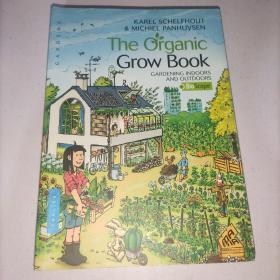 The Organic Grow Book 有机种植书 (原版 小16开 实物图)