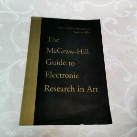 McGraw-Hill Guide to Electronic Research in Art