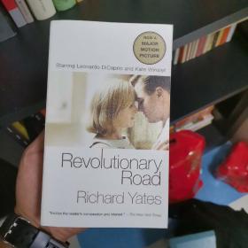 Revolutionary Road—Richard Yates 《革命之路》理查德耶芝 原装正版