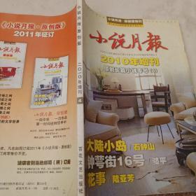小说月报原创版 2010年增刊4
