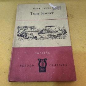 MARK TWAIN Tom Sawyer 马克吐温汤姆索耶
