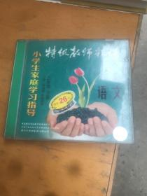 特级教师精讲 小学生家庭学习指导 语文 三年级下册