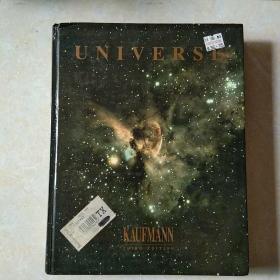 UNIVERSE宇宙【英文版】