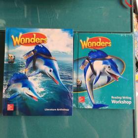 美国小学教材:Wonders Literature Anthology /Reading/writing  Grade2(McGraw-Hill) (塑封95品精装)