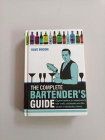 THE COMPLETE BARTENDER'S GUIDE(完整的酒保指南)
