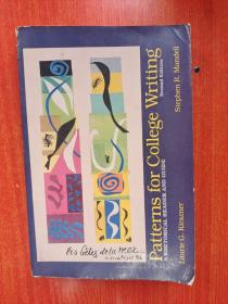 Patterns for College Writing: A Rhetorical Reader and Guide  Second Edition  16开