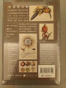 惜分飞系列·植物明信片:罗马花日斜(1750年神圣罗马帝国时代花谱)2021.6.3