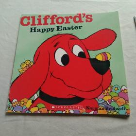 Clifford's Happy Easter  大红狗克利弗德愉快的复活节
