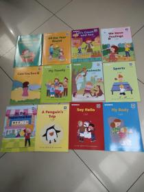 小考拉点读版 幼儿英语分级阅读. 入门级(12册全)平装库存