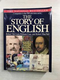 The Story of English(作者Robert Macneil 签赠)英文原版现货如图