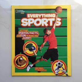 National Geographic Kids Everything Sports  All   国家地理儿童版  一切运动
