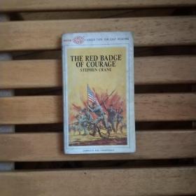 英文原版:THE RED BADGE OF COURAGE(红色的勇气徽章)