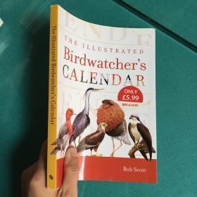 THE ILLUSTRATED BIRDWATCHER'S CALENDAR 带插图的观鸟者日历