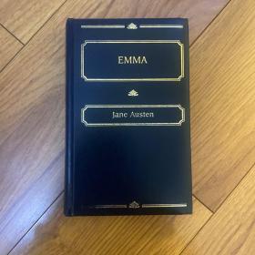 Emma Jane austen爱玛英文