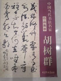 中国当代书法名家作品集萃 胡树群