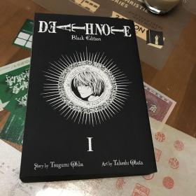 DeathNoteBlackEdition,Vol.1