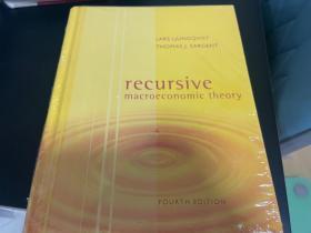 Recursive Macroeconomic Theory 4e