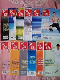 武魂(2008全年1—12)