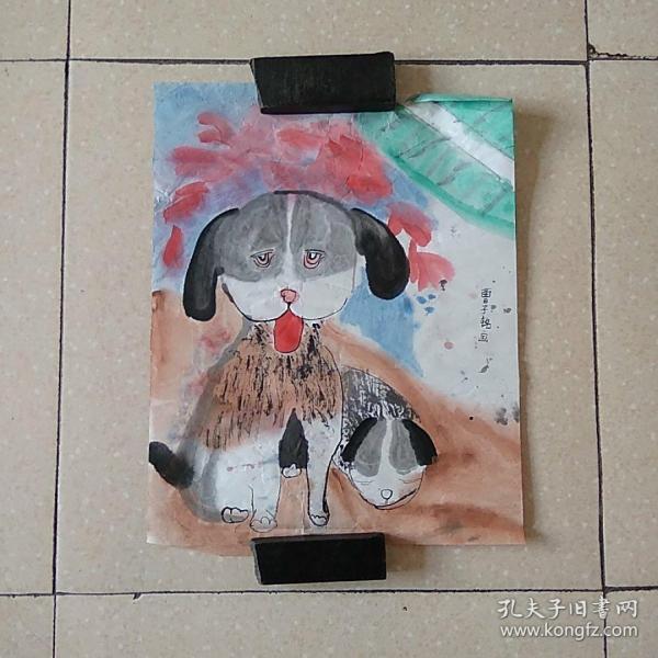动物画1平尺(015)