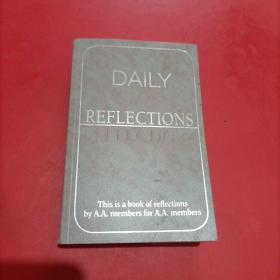 daily reflections   每日反思