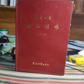黑龙江省 药品标准 1980